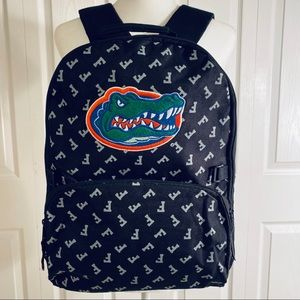 FLORIDA GATORS Black Backpack NWOT 🐊